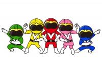 キュウレンジャーキャラクターショー(2/18)整理券配布しています!