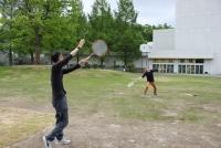 秋田ふるさと村でスポーツを楽しもう!