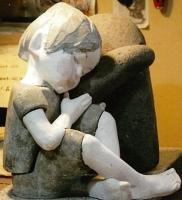 『難しくない彫刻』 ― 大森興二コンクリート彫刻の世界 ―