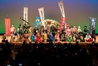 第4回 武将隊フェスティバルよこて 菊花の陣(10/27)