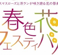 春色花フェスティバル(2/27~3/2)